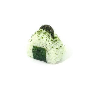 Onigiri Funghi Shitake