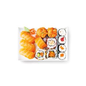 Mix Sushi Salmon