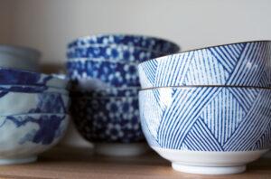 Le ceramiche Irori